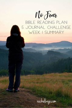 Hello and welcome to the No Fear Bible reading challenge week 1 summary!The participation and response to this challenge has been phenomenal and I'm so glad for all of you who have joined in. The encouragement and inspiration for week 1 is at an all-time high and I'm thrilled that more folks are reading God's  Word consistently and fervently. Let's check out the passages from last week, ready?
