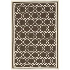 @Overstock.com - Safavieh Hand-woven Moroccan Dhurrie Chocolate/ Ivory Wool Rug (8' x 10') - This stunning wool rug features an intricate pattern that provides a unique focal point for any room. Deep chocolate colors intermingle with an ivory Morrocan themed print. Place it in the living room, entryway, or anywhere around your home.   http://www.overstock.com/Home-Garden/Safavieh-Hand-woven-Moroccan-Dhurrie-Chocolate-Ivory-Wool-Rug-8-x-10/6128511/product.html?CID=214117 $285.52