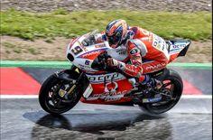 """MotoGP - Danilo Petrucci: """"Foi uma boa batalha com o Márquez"""""""
