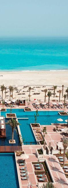 The St. Regis Saadiyat Island Resort, Abu Dhabi | LOLO
