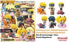 BOX Naruto Shippuden Petit Chara Land! Originale MegaHouse, nuovo, subito disponibile! Per info e per acquistarlo clicca qui --> https://www.facebook.com/otakingshopitalia/photos/a.647538892042930.1073741837.643117879151698/743056952491123/?type=3&theater Consegna gratuita a mano su ROMA o spedizione tracciata! Per tutte le info manda un messaggio! ;)