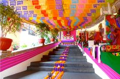 mexican paper flowers - Google Search