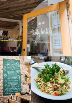 Restaurante em Paris: Hollybelly