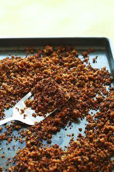 Quinoa Taco Meat 1 c
