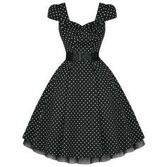 Vestiti anni 50 donna