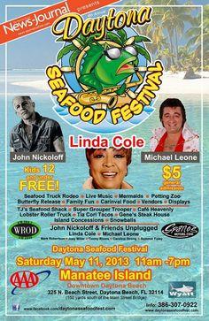 Daytona Seafoodfest Daytona Beach
