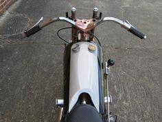 Anthony Godin | Brough Superior SS120 – Prototype