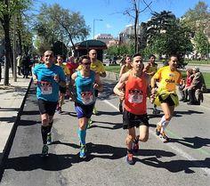 MARATON MADRID 2016:  Crónica, resultados y fotos. Campeones Kiplagat (2h11m) y Alenayahu (2h33) Clasificación general provisional 10k-21k-42k