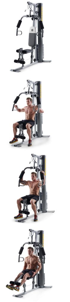 Home Gyms 158923: Gold S Gym Xrs 50 Home Gym. Ggsy24613. -> BUY IT NOW ONLY: $299 on eBay!