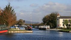 Canals – Boating off the Beaten Track – The Gloucester & Sharpness Canal