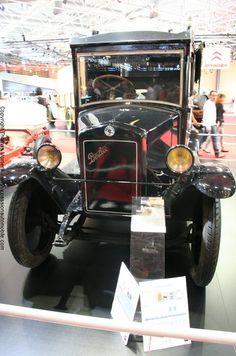 berliet vtb 1924 electrique (salon de Lyon 2011)