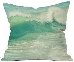 DENY Designs Lisa Argyropoulos Sonata Throw Pillow 26 x 26 -- For more information, visit image link.