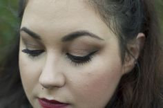 My Autumn Makeup Look - MadeFromBeauty.co.uk