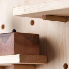 DIY Pegboard Organizer - Wood Projects & DIYs - Meet your organization match. Pegboard Craft Room, Pegboard Organization, Kitchen Pegboard, Craft Rooms, Pegboard Display, Pegboard Garage, Ikea Pegboard, Painted Pegboard, Kitchen Organization