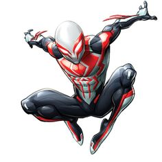 Spider-Man 2099 Character from Spider-Man on Marvel HQ