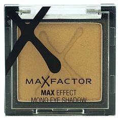 Max Factor Colour Effect Mono Eye Shadow No 04 Golden Bronze * More info could be found at the image url.