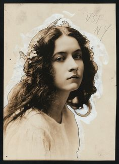 Maude Fealy- American stage and film actress