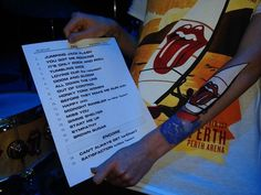 14 ON FIRE: PERTH 2  The final show of the Rolling Stones' two night residency at the Perth Arena, took place to a sold out crowd of over 13,300 fans.  The band played a 19 song set, including rarities like Loving Cup (which won the song vote by a 40% landslide) and All Down The Line.  Next up for the Stones is Melbourne, where they play the Rod Laver Arena, followed by a gig at the majestic Hanging Rock.  SET LIST  Jumpin' Jack Flash  You Got Me Rockin'  It's Only Rock 'N' Roll (But I Like…