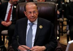 """LEBANESE PRESIDENT: HEZBOLLAH ENSURES LEBANON'S 'RESISTANCE AGAINST ISRAEL'. After securing the backing of Hezbollah, 82-year-old Aoun filled a power vacuum left by a deadlock that paralyzed Lebanese politics for two-and-a-half-years, following the departure of former president Suleiman.  """"This wasn't an alliance [with Hezbollah] but rather an agreement,"""" said Aoun. """"Thanks to the agreement, we have been able to avoid civil war in Lebanon. I  believe that I have saved the Lebanese state."""""""
