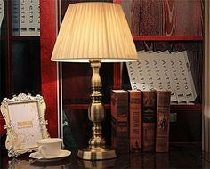 MEHE HOME-Europäische Retro chinesischen Stil Garten Wohnzimmer Schlafzimmer Kristalllampe