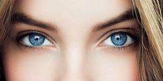 mettre en valeur des yeux bleus