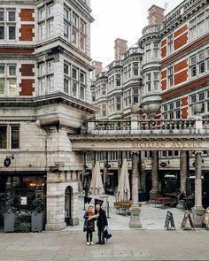 Photo by Simon & Jen in Sicilian Avenue, London.  Wouldn't it be great if adult life came with a map and a set of instructions 📃