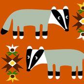 Badger large by em_wie_maike