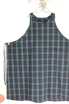 에이프런 원피스_블랙와치 : 네이버 블로그 Market Stands, Pattern Fashion, Apron, Tank Man, Farmers Market, Mens Tops, Clothes, Sewing, Skirts