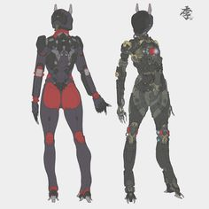 OBOKHAN Character Creation, Character Concept, Character Art, Character Design, Futuristic Armour, Futuristic Art, Armor Concept, Concept Art, Female Armor