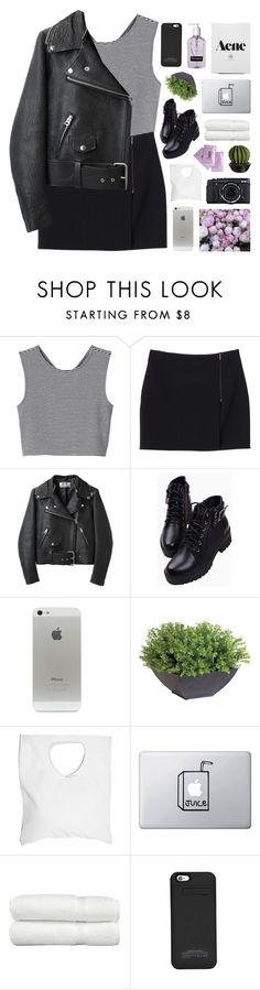 """""""I ACCIDENTALLY NEED YOU"""" by feels-like-snow-in-september ❤ liked on Polyvore featuring Monki, Acne Studios, Fujifilm, Ethan Allen, Jennifer Haley, Linum Home Textiles, modern, melsunicorns, gottatagrandomn3ss and snowinseptembertopsets"""
