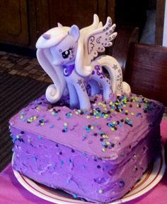 Princess Luna My Little Pony Birthday cake Teen:)
