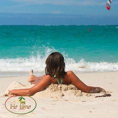 Life can be tough. Kick back and enjoy!  #GraceBayBeach #turksandcaicos #tci #Caribbean #travel