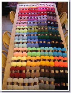 Yes! Finally found a store in NL who does sell Stylecraft Yarn. My absolute favorite acrylic yarn until now. No more ordering in the UK necessary!