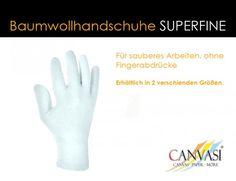 Baumwollhandschuhe - 12 Paar Gloves, Fashion, Finger Print, Couple, Cotton, La Mode, Fashion Illustrations, Fashion Models