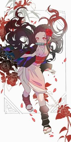 wallpaper zenitsu x nezuko ~ wallpaper zenitsu - wallpaper zenitsu hd - wallpaper zenitsu agatsuma - wallpaper zenitsu gif - wallpaper zenitsu kimetsu no yaiba - wallpaper zenitsu cute - wallpaper zenitsu x nezuko - demon slayer zenitsu wallpaper Chica Anime Manga, Manga Girl, Kawaii Anime, Anime Art, Demon Slayer, Slayer Anime, Anime Angel, Anime Demon, Japon Illustration