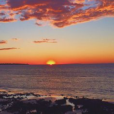 Sunrise over Queenscliff this morning. Nothing beats our favorite walk down the Point Lonsdale promenade  #sunrise #morningmotivation by big4beaconresort http://ift.tt/1JO3Y6G