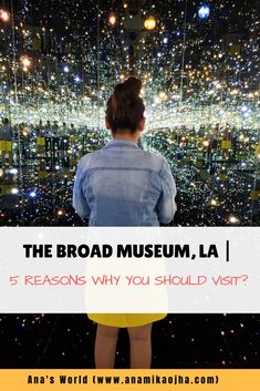 The Broad Museum, LA | 5 Reasons Why You Should Visit?