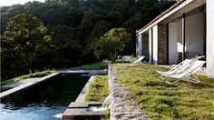 Gerenoveerde schuur in Spanje door Abaton architecten