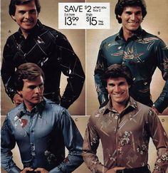 Fashion in the Clothing Styles, Trends, Pictures & History 80s Fashion Men, Seventies Fashion, Vintage Fashion, Fashion Outfits, Male Fashion, Vintage 80s Clothing, Vintage Men, 1980s Pop Culture, 80s Costume