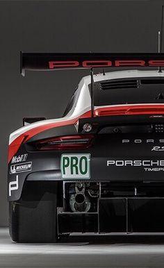 Porsche 911 RSR 2017 - sonido de piel de gallina - Best of Motorsport - Porsche 911 Rsr, Porsche Motorsport, Porsche Sports Car, Porsche Cars, Auto Motor Sport, Sport Cars, Stuttgart Porsche, Lamborghini, Ferrari