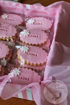 COOKIES - #BabyKuchen Cookies Fondant, Cookies Cupcake, Galletas Cookies, Fancy Cookies, Biscuit Cookies, Cute Cookies, Royal Icing Cookies, Birthday Cookies, Cupcakes
