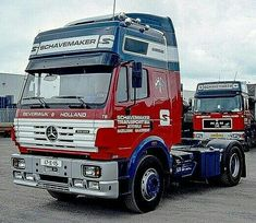 Classic Trucks, Classic Cars, Ashok Leyland, Mercedes Benz Trucks, Big Rig Trucks, Vintage Trucks, Peterbilt, Heavy Equipment, Volvo