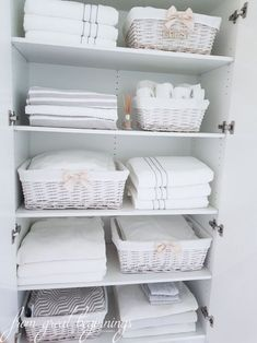Bathroom Linen Closet Ideas Awesome Linen Closet organization Ideas How to organize Your Linen Bathroom Closet Organization, Bathroom Linen Closet, Linen Closet Organization, Bathroom Organisation, Closet Storage, Organization Ideas, Linen Closets, Bathroom Ideas, Laundry Room