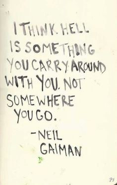 #hell #somewhereyougo #lavidaesasi sin bromear
