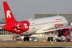 OLT Express SP-IAE Airbus A320-214 aircraft picture