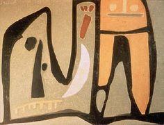 Will Barnet | abstract