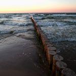 Fale na Bałtyku