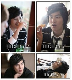 Lee Min Ho as Goo Joon Pyo ♥ Boys Over Flowers