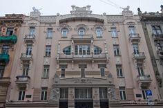 Art Nouveau at Alberta 4. Riga.
