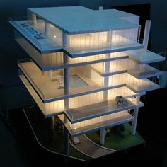 Models of buildings, especially our designs, are pretty amazing to see. Check…